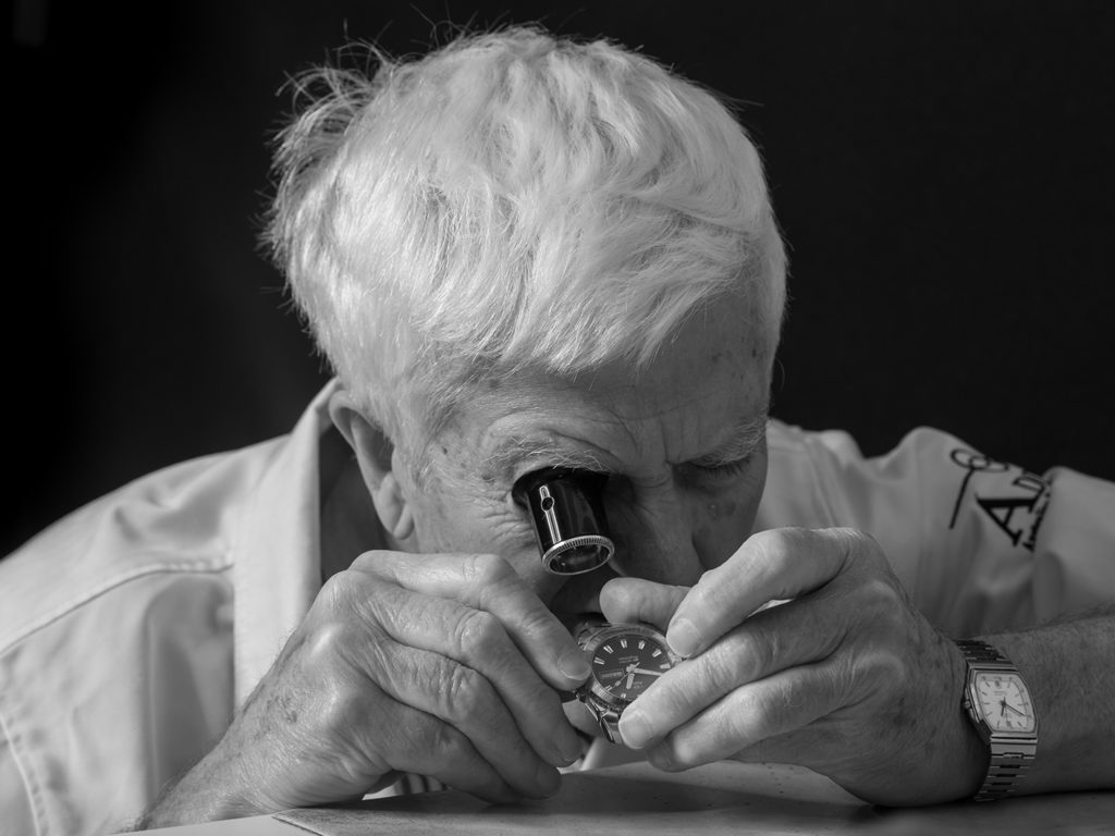 Adina Watches. Australian Watchmaking at its best since 1971.