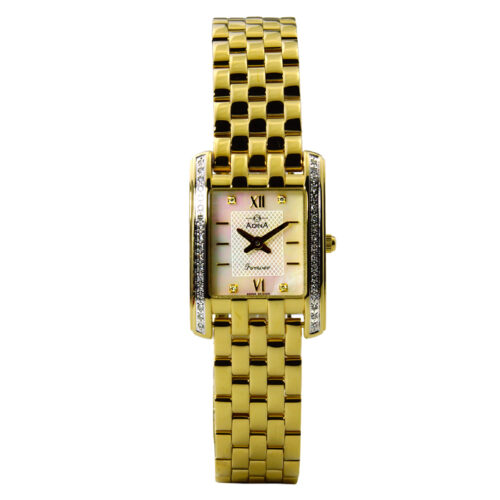 Adina Diamond Set Forever Dress Watch 200217 G0XB