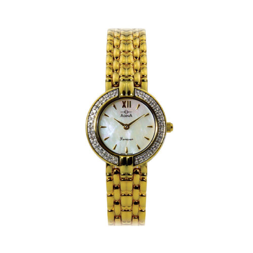 Adina Diamond Set Forever Dress Watch 200224 G0XB