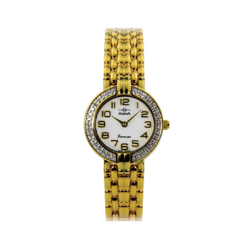 Adina Diamond Set Forever Dress Watch 20224 G1FB
