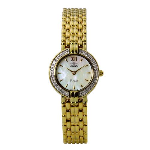 Adina Diamond Set Forever Dress Watch 200224 G0XB