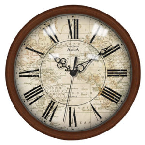 Adina Timber Wall Clock CL12-A2506