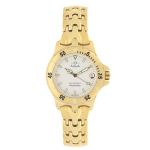 LADIES MID-SIZE AMPHIBIAN 200m ADINA  CM114 G1XB SPORTS WATCH