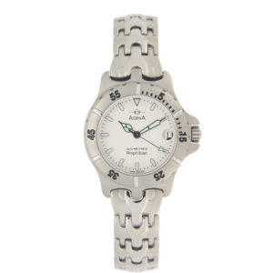 Adina Amphibian dive watch CM114 S1XB