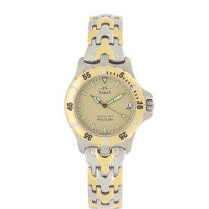 LADIES MID-SIZE AMPHIBIAN 200m ADINA  CM114 T3XB SPORTS WATCH