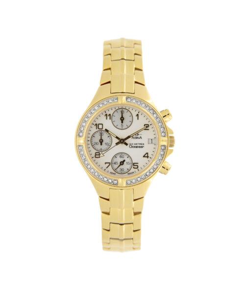 Adina Oceaneer Sports/Dress Watch CT102 G1FB Chronograph