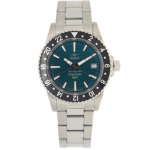 Adina Amphibian dive watch YS18 S7XB