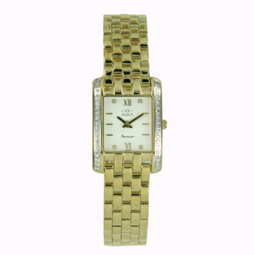 Adina Diamond Set Forever Dress Watch 200217 G1XB