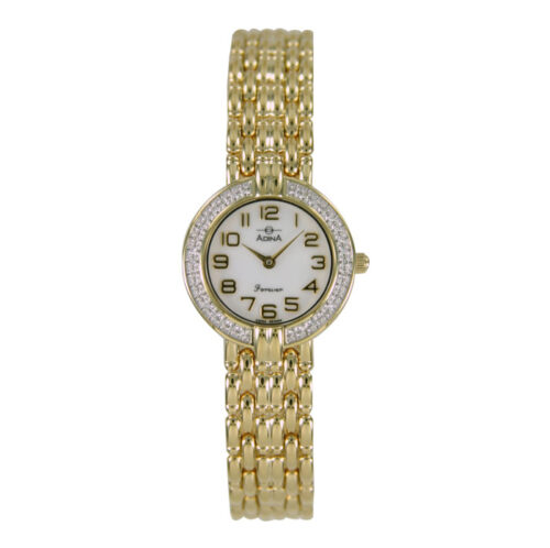 Adina Diamond Set Forever Dress Watch 20224 G1FB