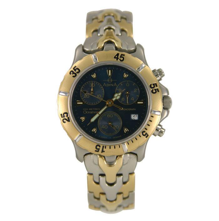 Adina Oceaneer chronograph CM108 T6XB