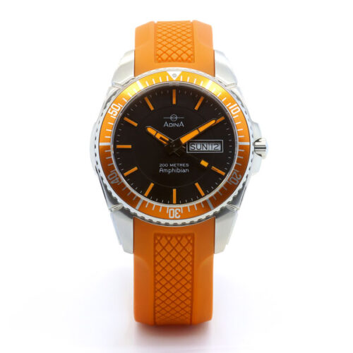 ADINA AMPHIBIAN DIVE WATCH NK167 S8AXS