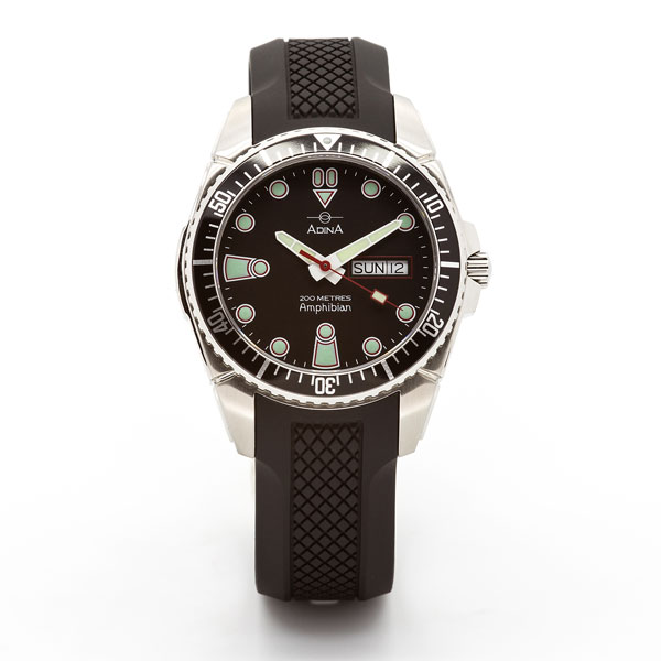 ADINA AMPHIBIAN DIVE WATCH NK167 S2DXS
