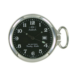 ADINA COUNTRYMASTER POCKETWATCH NK54S2FP