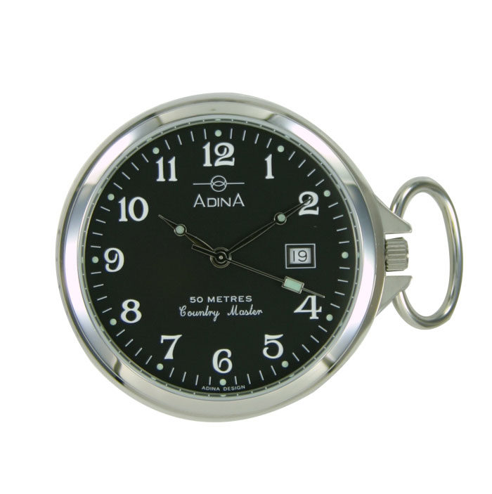 Adina Country Master Pocket Watch NK54 S2FP