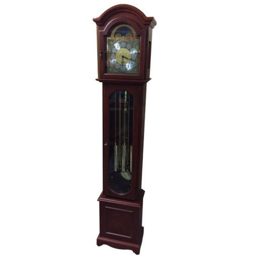 Adina Four Quarter Chiming Grandmother Clock Raga 40-1011