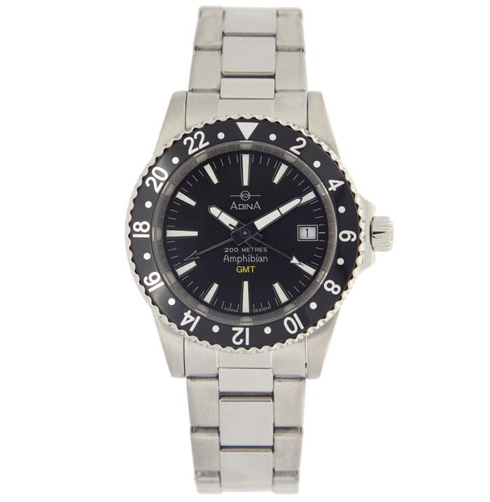 Adina Amphibian dive watch YS18 S2XB