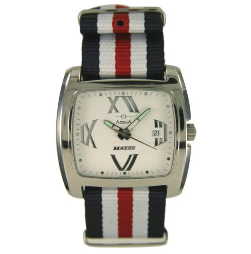 Adina nato strap Havoc dress watch NK109 S1XS
