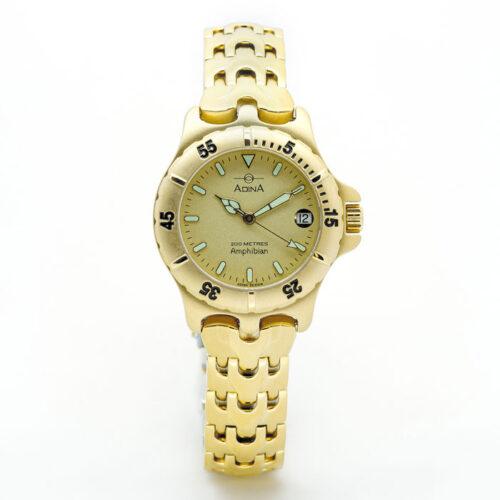 Adina Amphibian Dive Watch CM114 G3XB