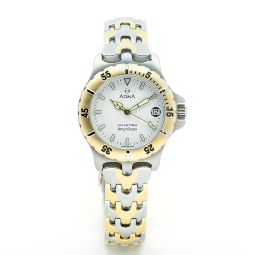 Adina Amphibian dive watch CM114 T1XB
