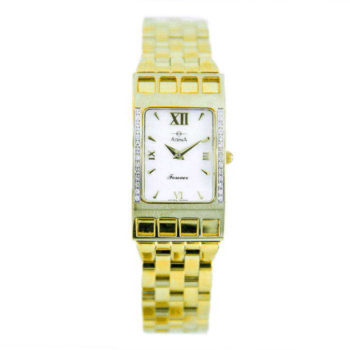 Adina Diamond Set Forever Dress Watch 200240 G0XB