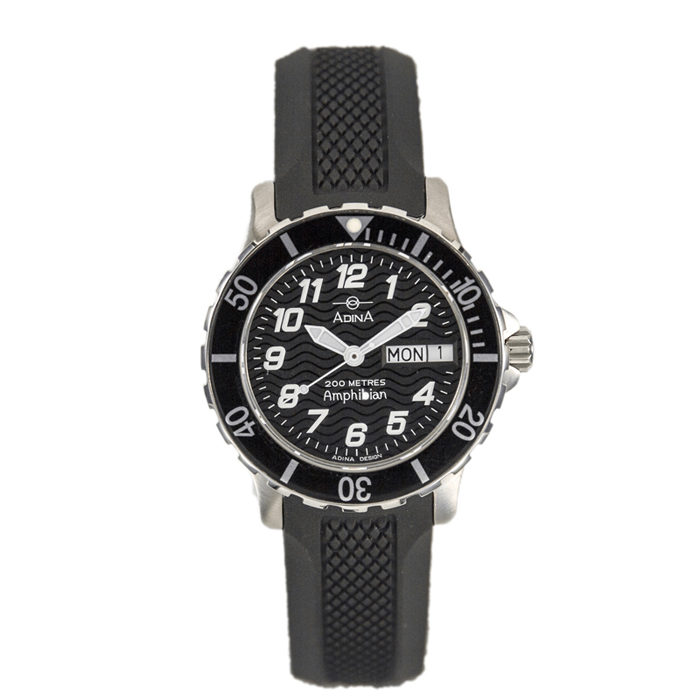 Adina Amphibian dive watch CM118 S2FS