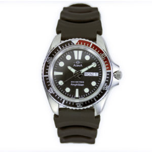 ADINA AMPHIBIAN DIVE WATCH CM58 S2DXS
