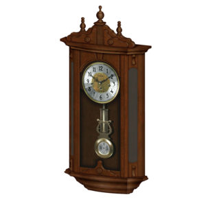 Adina Chiming Wall Clock CL04H-6917