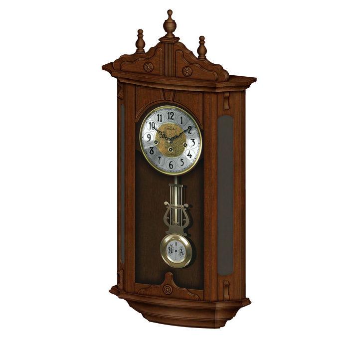 Adina Chiming Wall Clock CL04H-6917