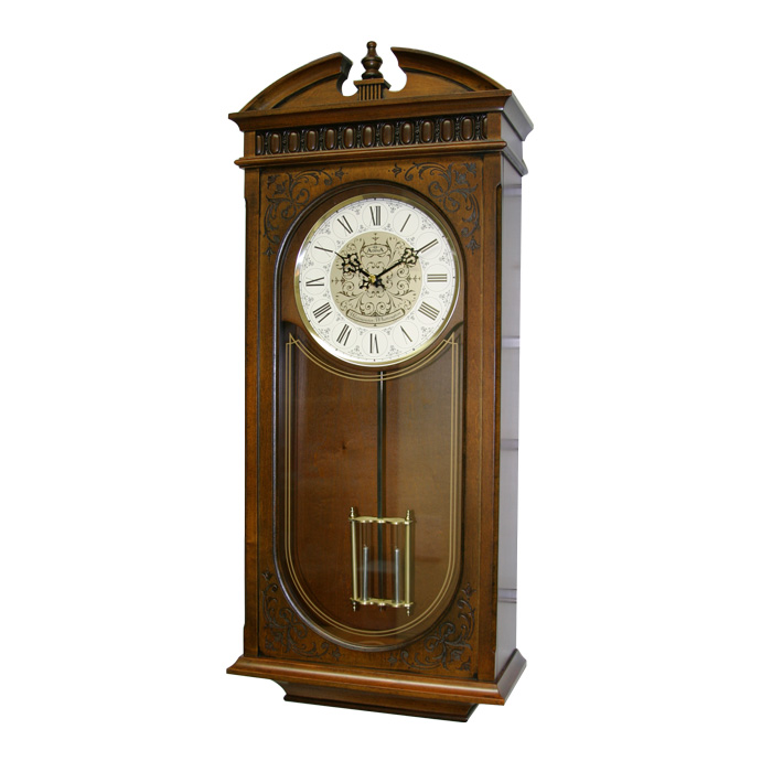 Adina Chiming Wall Clock CL06H-8051