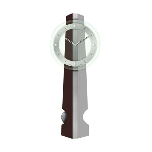 Adina Non Chiming Wall Clock CL07C-9656