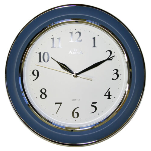 Adina Wall Clock CL3337C-BU