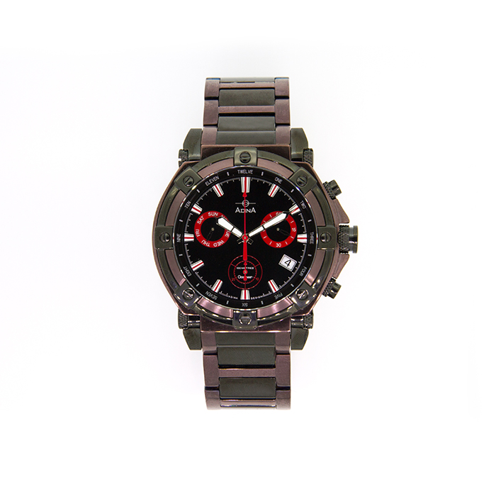 Adina Oceaneer chronograph sports watch GW10 F2XB