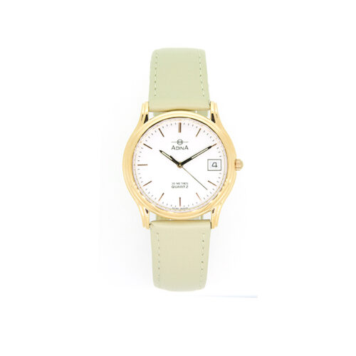 Adina Countrymaster Dress Watch NK39 R1XS (Bone)