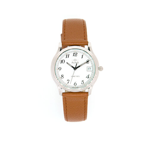Adina Countrymaster Dress Watch NK39 S1FS (Tan)