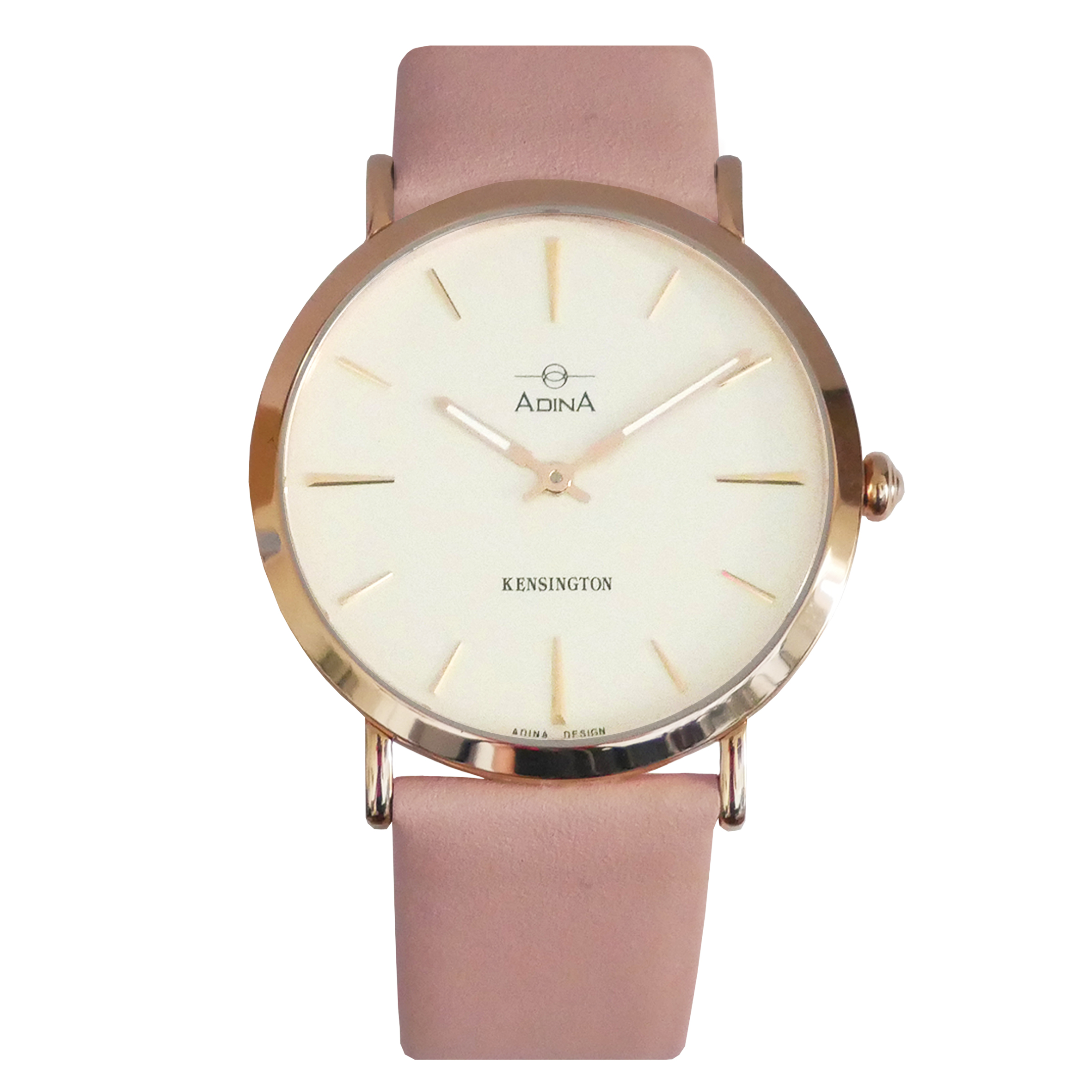 rohe alow rosegoldblack y matt watches brow m dress brown