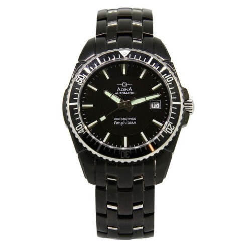 "Adina Amphibian automatic dive watch NK142 B2XB ""Thin Air"""
