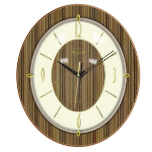 Adina Wooden Wall Clock CL08A-10569
