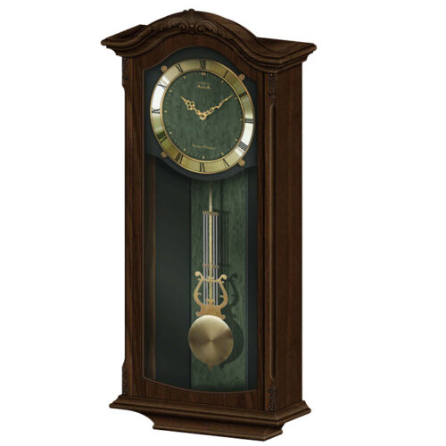 Adina Wood Chiming Wall Clock CL11-H1879