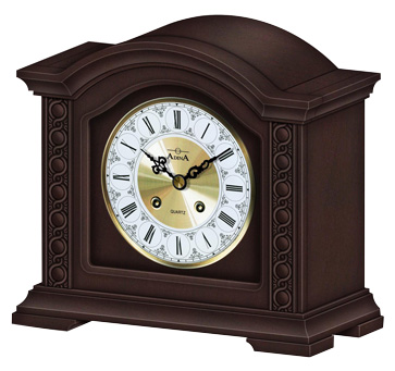 Adina Wood Mantle Clock CL11-J1513