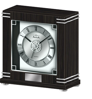 Adina Wood Mantle Clock CL13-J2932