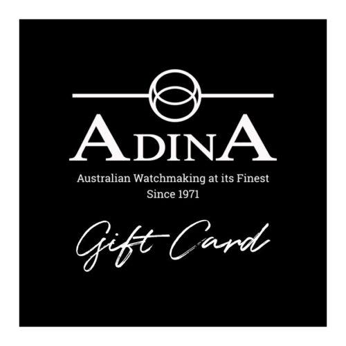 Adina Watches Gift Card
