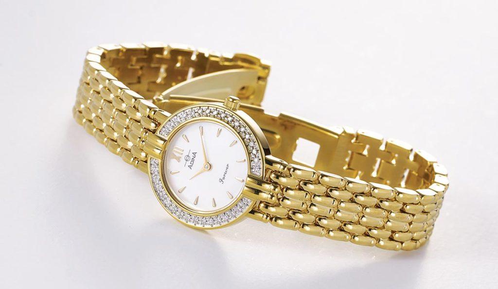 Adina Forever Diamond Watch 200224 G0XB