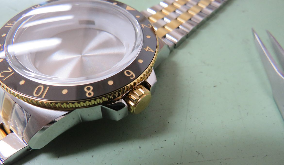 Behind the scenes: the fascinating process of manufacturing an Adina watch.