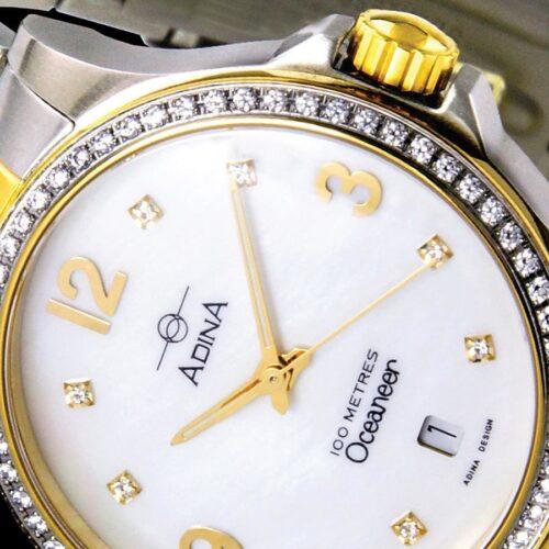 Adina Oceaneer Chronograph Sports Dress Watch NK174 T0XB