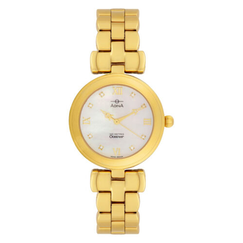 Adina Sports Bred Dress Oceaneer Watch SW19 G0XB