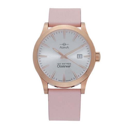 Adina Countrymaster Sports Watch NK129 R1XS (Pink Strap)