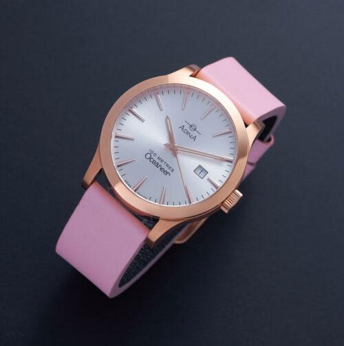 Adina Countrymaster Sports Watch NK129 R1XS(Pink Strap)