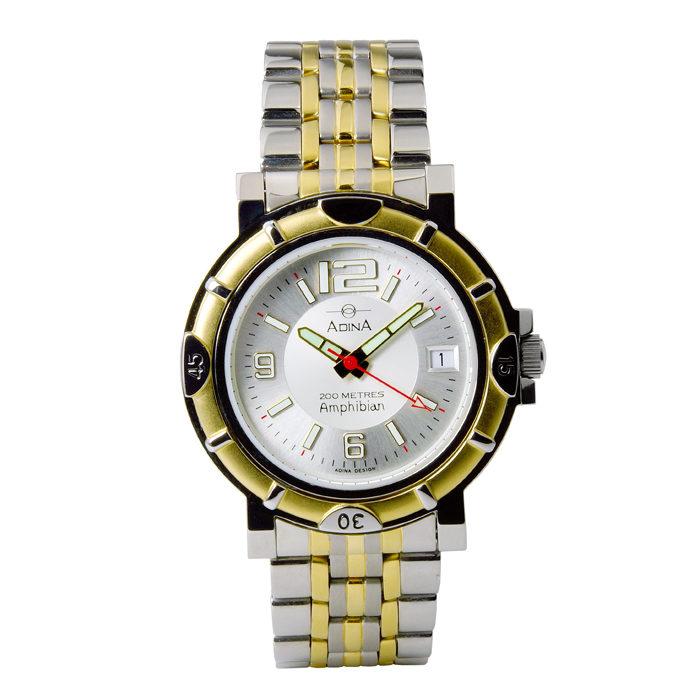 Adina Amphibian dive watch CM113 T1XB