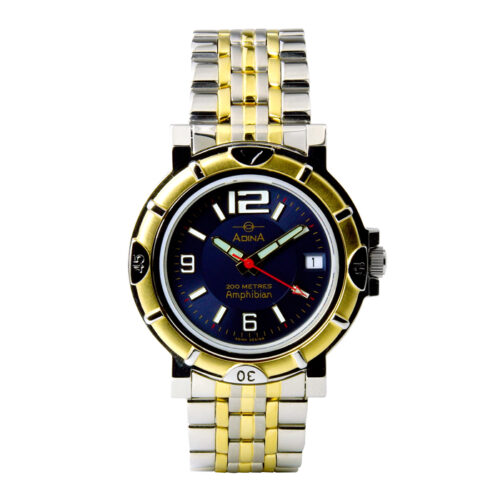 Adina Amphibian dive watch CM113 T6XB
