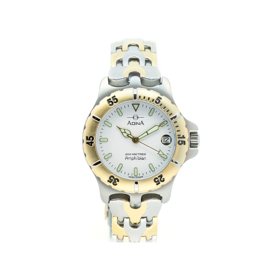 Adina Amphibian dive sports watch CM114 T1XB